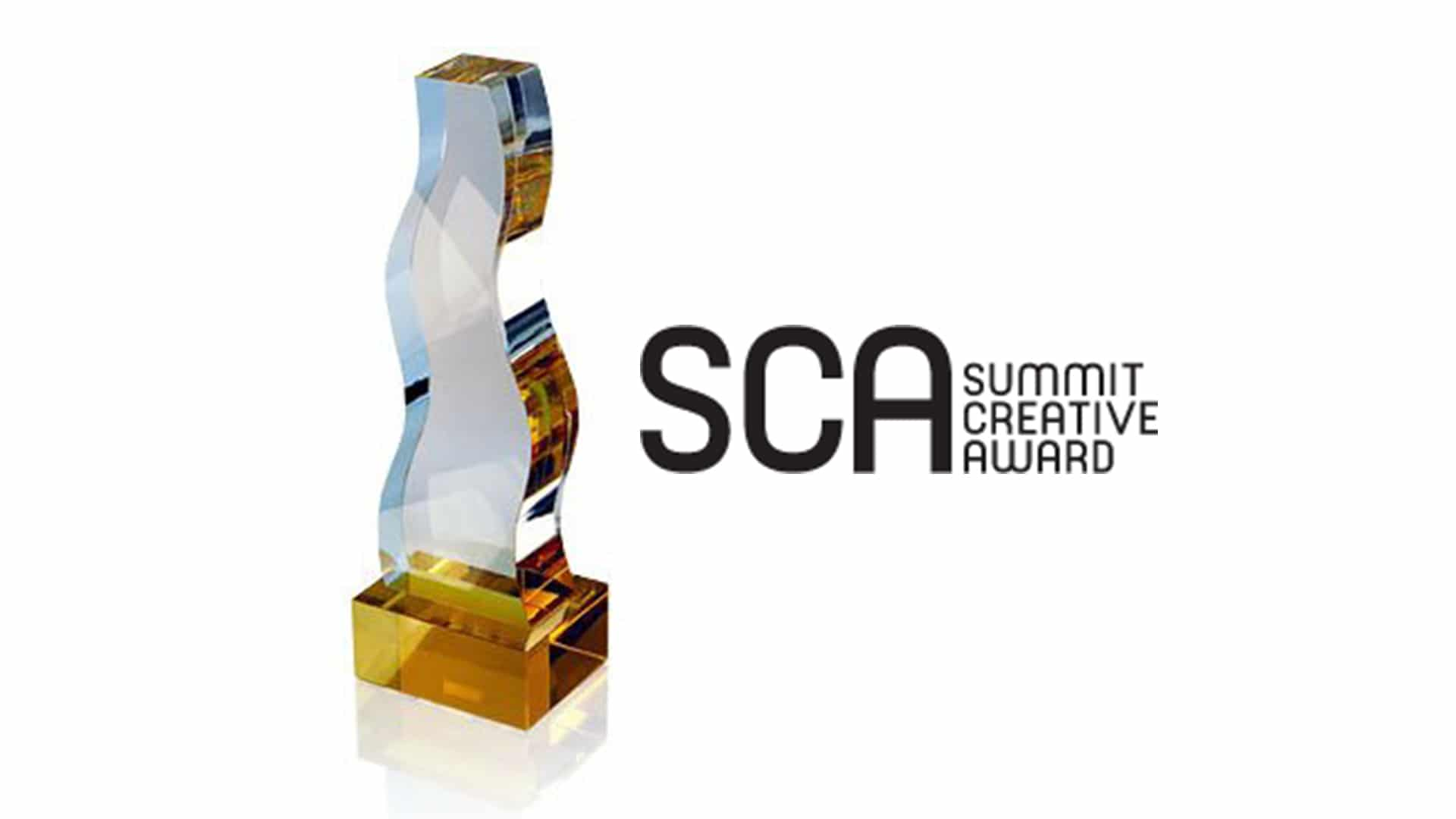 SCA Summit Creative Award